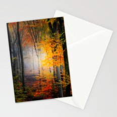 Light Colors Stationery Cards