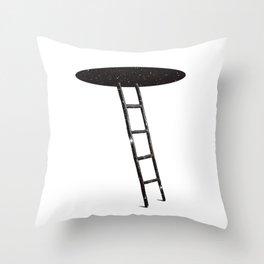 Cul de sac Throw Pillow