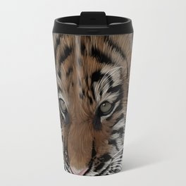 Bengal Tiger Cub Travel Mug