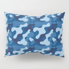 Winter camouflage Pillow Sham