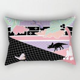 Existence Is Futile Rectangular Pillow