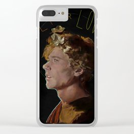 The Boy Who Couldn't Hold His Breath Underwater Clear iPhone Case