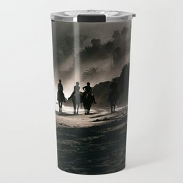 The Four Horsemen Travel Mug