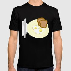 Wouldn't it be Nice? MEDIUM Mens Fitted Tee Black