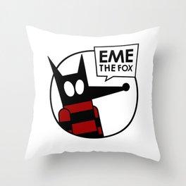 EME Throw Pillow