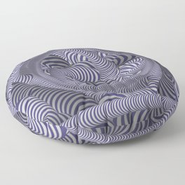Nautical and nifty design Floor Pillow