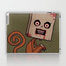 Psycho Sack Monkey Laptop & iPad Skin