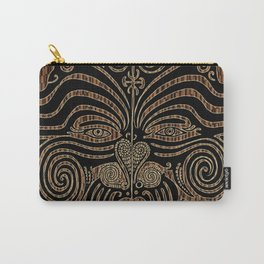 Tiki Carry-All Pouch