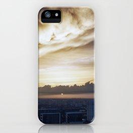 Serene Sunset iPhone Case