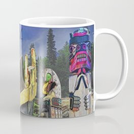 Another Mythical Tribal Tale Coffee Mug