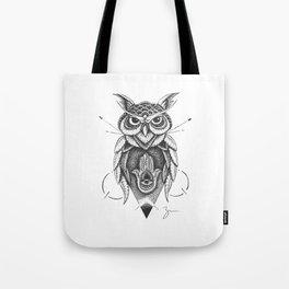 Dotowl Tote Bag