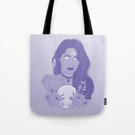 Queen Witch Tote Bag