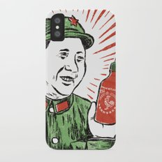 Mao Sauce iPhone X Slim Case