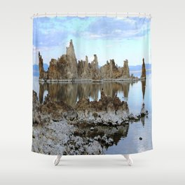 Mono Lake, California Shower Curtain