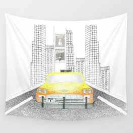 Dot to Dot Wall Tapestry