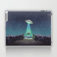 Abducted Laptop & iPad Skin