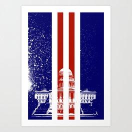 Congress Art Print