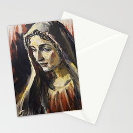The Annunciation I Stationery Cards