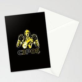 C3P05 - STAR WARS PARODY Stationery Cards