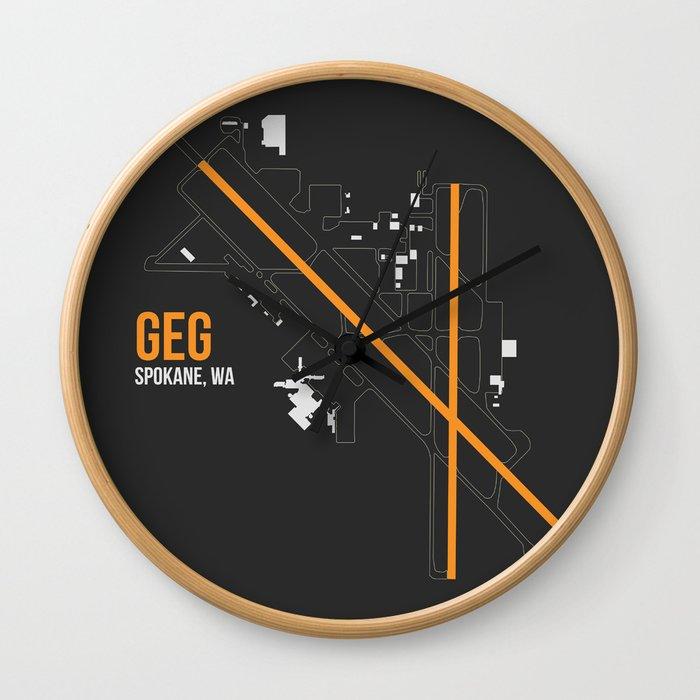 GEG Wall Clock