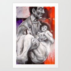 Beslan Art Print