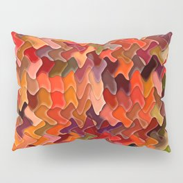 Squiggly & Wiggly... Pillow Sham