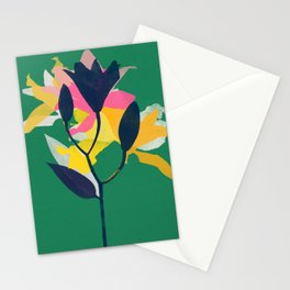 lily 27 Stationery Cards