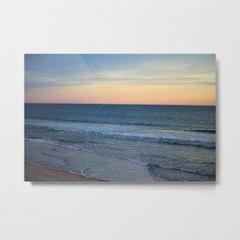 Seascape View Metal Print