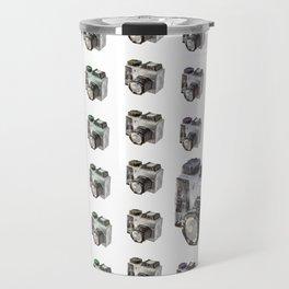 Paper Camera Travel Mug