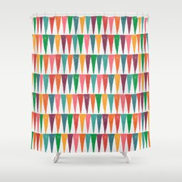 It's Party Time! Shower Curtain