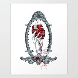 You've Got Heart Art Print