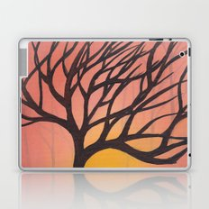 Orange Sunset Laptop & iPad Skin