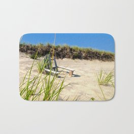 Sit in the Sand Bath Mat