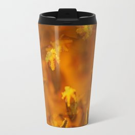 Sunflower blossom details Travel Mug