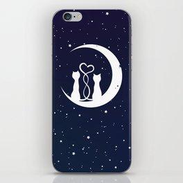 Loving Cats iPhone Skin