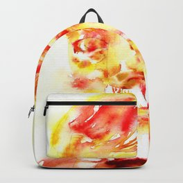 ERNEST HEMINGWAY - watercolor portrait .5 Backpack