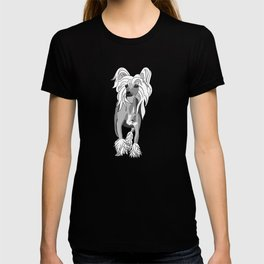 Sassy Chinese Crested T-shirt