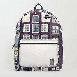 Amsterdam House Backpack
