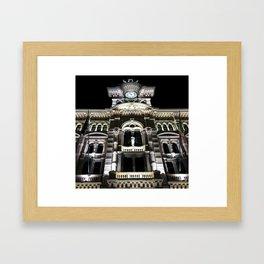 Trieste Framed Art Print