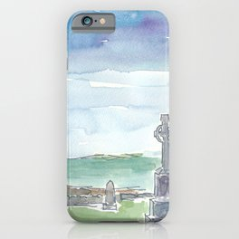 Ireland Murrisk Clew Bay County Mayo iPhone Case
