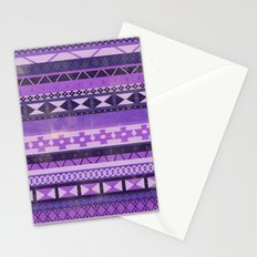 Native Spirit (Purple) Stationery Cards