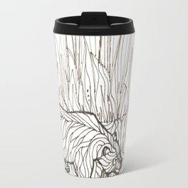 Bear in Landscape Travel Mug