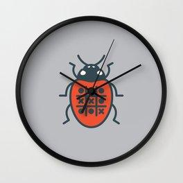 Natural Selection Wall Clock