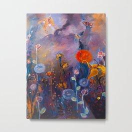abstract inspiration Metal Print
