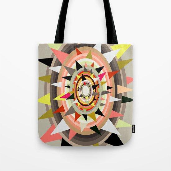 Sharp Bulls-eye  Tote Bag