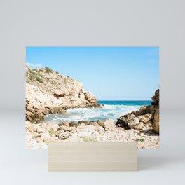 Ibiza Beach, Portinatx, Spain - Wall Art Photo Print Mini Art Print