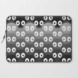 susuwatari pattern Laptop Sleeve
