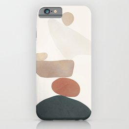 Balancing Stones 26 iPhone Case