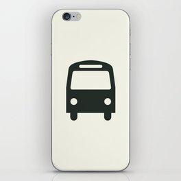 Bus iPhone Skin