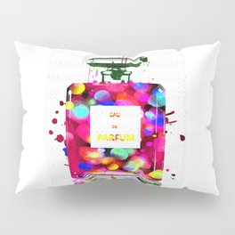 Eau de Parfum Bubbles Pillow Sham
